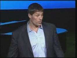 Anthony Robbins - Live on Stage In Japan!