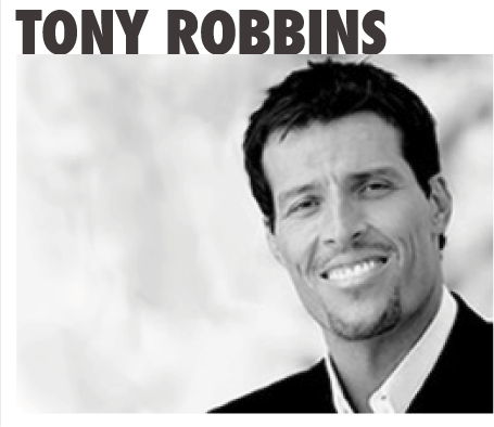 Anthony Robbins - Manual For The Brain