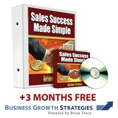 Brian Tracy - Sales Success Made Simple (Audio 14 MP3s)