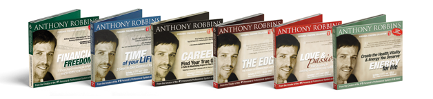 Anthony Robbins - Personal Coaching Series- ENERGY FOR LIFE