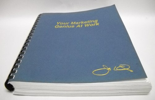Jay Abraham – Your Marketing Genius At Work – Reports