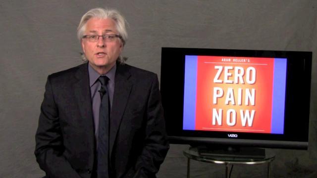 Adam Heller - Zero Pain Now