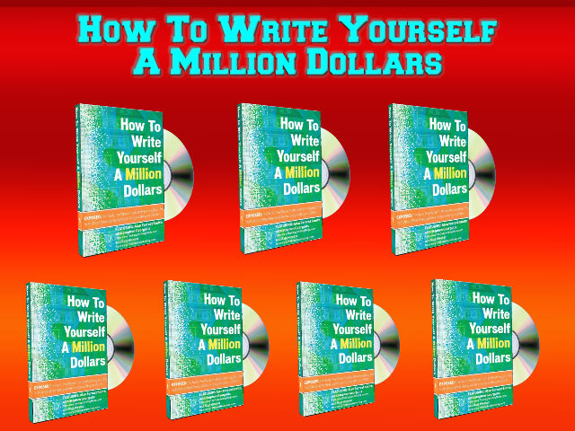 Alan Forrest Smith – How To Write Yourself A Million Dollars DVD Set