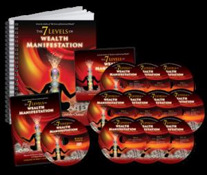 Margaret Lynch - The 7 Levels of Wealth Manifestation