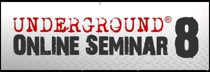 Yanik Silver – Underground Online Seminar 8