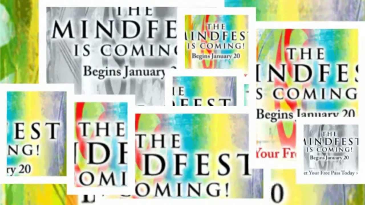 Paul Scheele- Ultimate You Mindfest 2014
